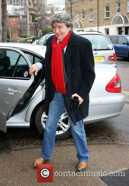 Tom Conti arrives at the ITV studios London,...