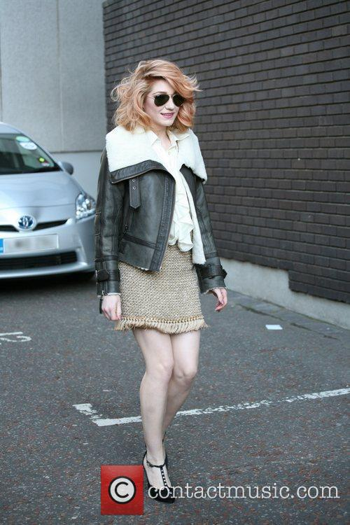 Nicola Roberts and Girls Aloud 11