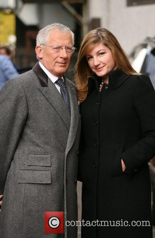 Nick Hewer & Karren Brady