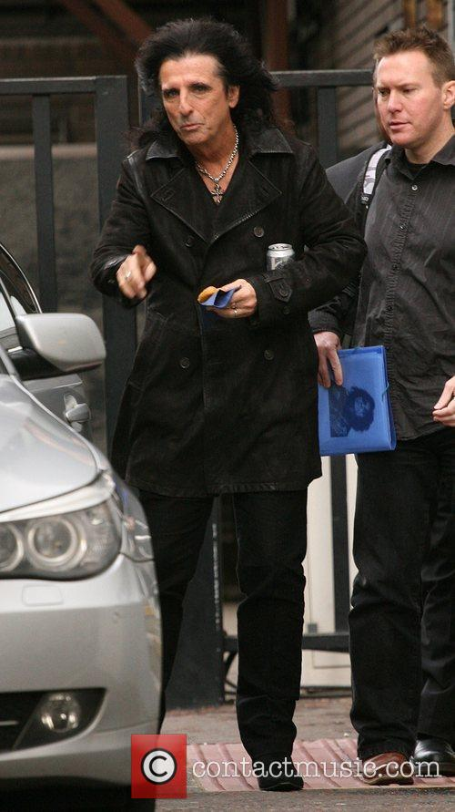 Alice Cooper, ITV Studios