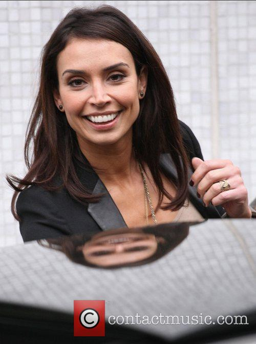 Christine Bleakley and Leaves 3