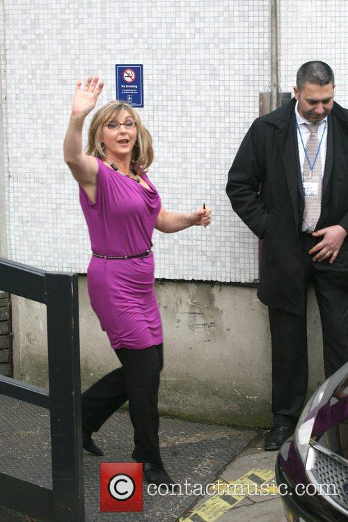 Leaves the ITV studios