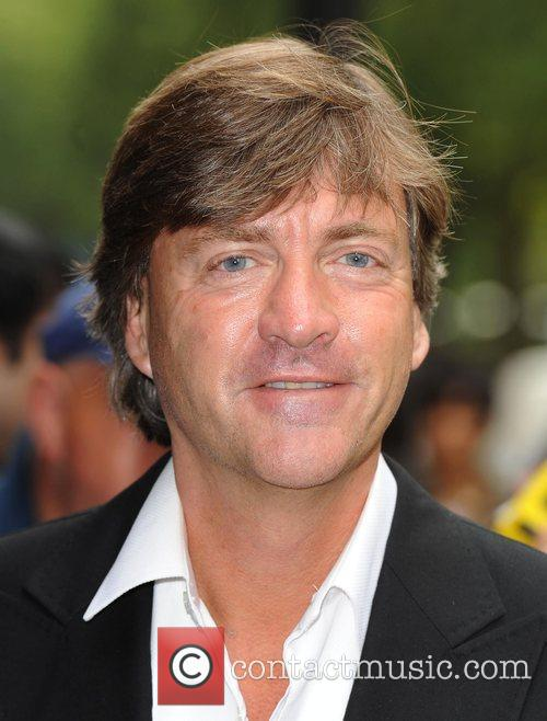 Richard Madeley The Ivor Novello Awards at Grosvenor...