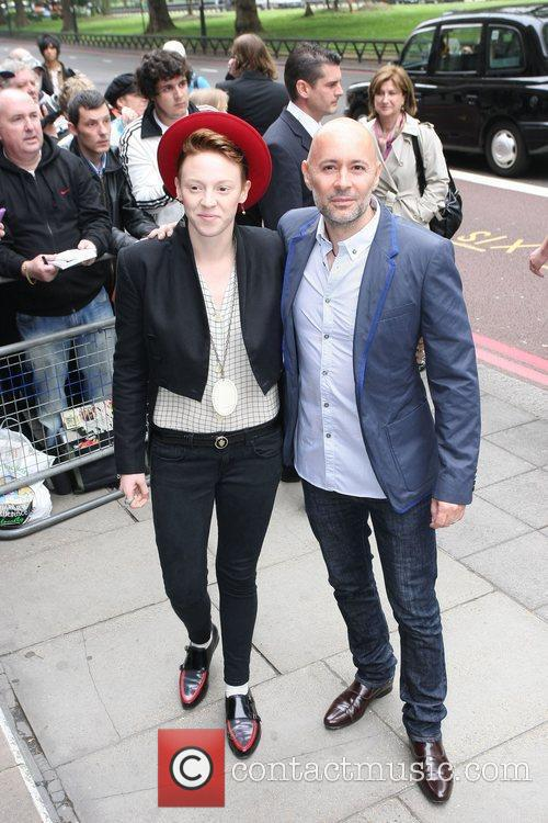 La Roux and Ivor Novello Awards 1