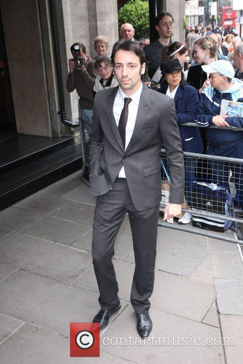 Ralf Little The Ivor Novello Awards at Grosvenor...