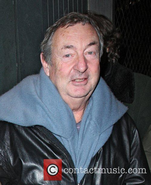 Pink Floyd and Nick Mason