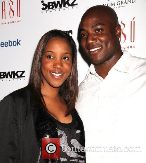 Taniqua and DeMarcus Ware The world famous dance...