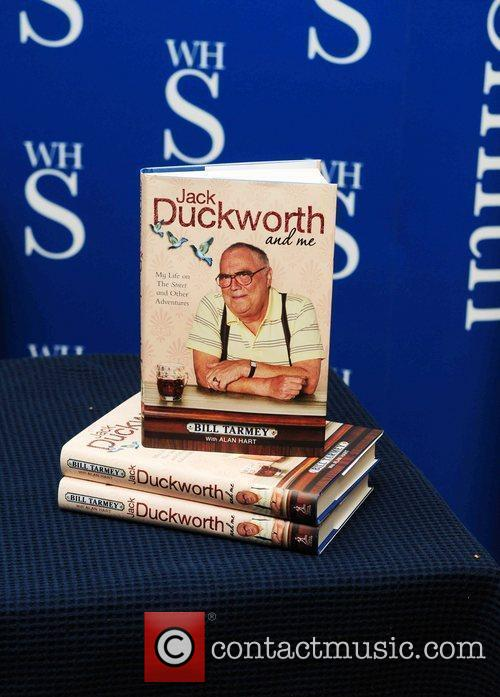 Book signing 'Jack Duckworth and Me' held at...