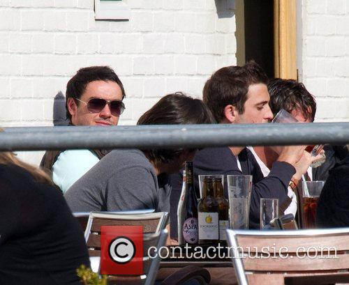 Jack Tweed and friends leaving home and heading...