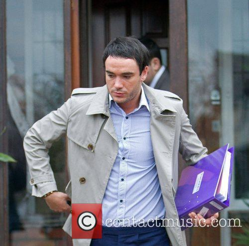 Jack Tweed leaves his mothers house and heads...