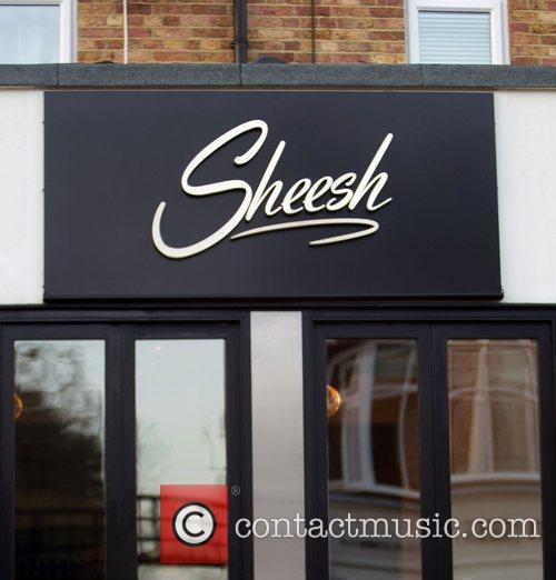 Sheesh restaurant in Buckhurst Hill where Jack Tweed...