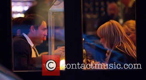 Enjoy dinner together at Sheesh restaurant in Buckhurst...