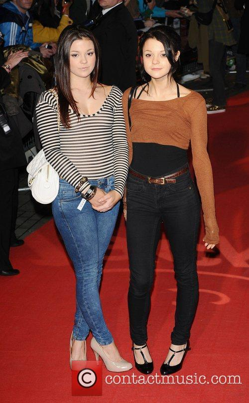 Kathryn Prescott, Jackass and Megan Prescott 1