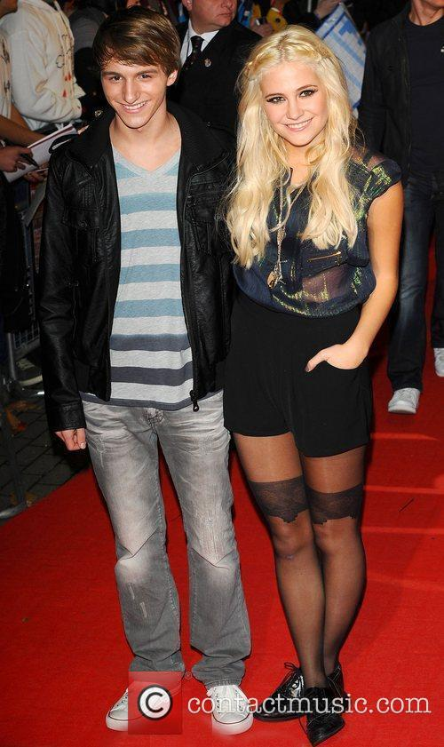 Pixie Lott and Jackass 5