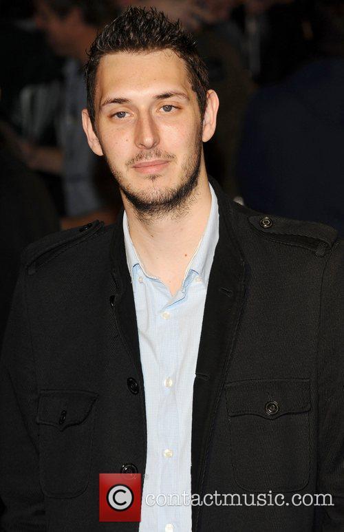 Blake Harrison UK premiere of 'Jackass 3D' at...