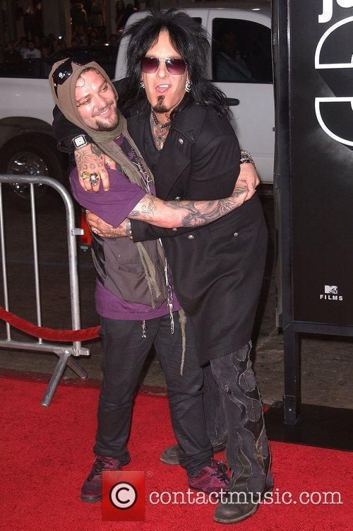 Bam Margera, Jackass and Nikki Sixx 5