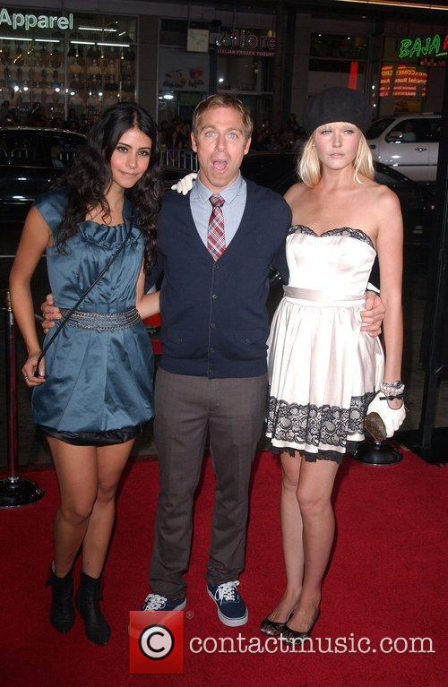 Dave England Los Angeles Premiere of 'Jackass 3D'...