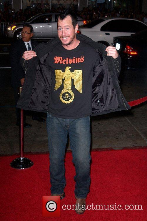 Ehren McGhehey Los Angeles Premiere of 'Jackass 3D'...