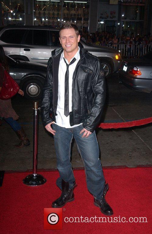 Mike The Miz Mizanin Los Angeles Premiere of...