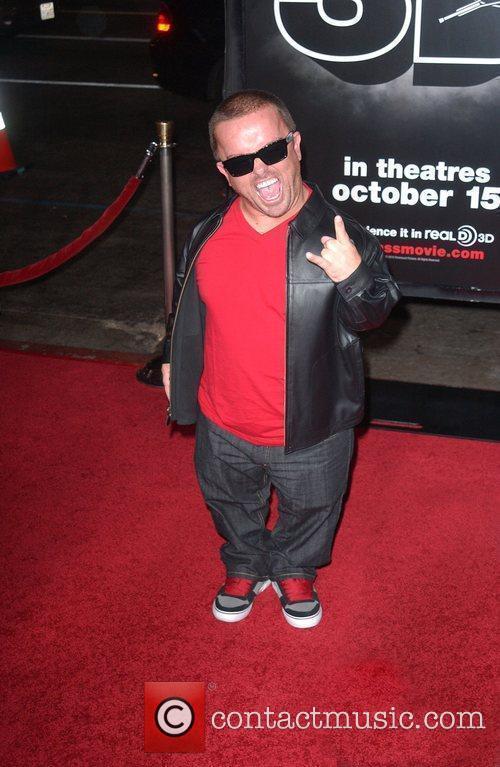 Jason Acuna aka Wee Man Los Angeles Premiere...
