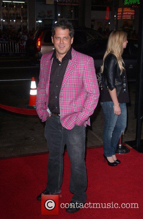 Jeff Tremaine Los Angeles Premiere of 'Jackass 3D'...