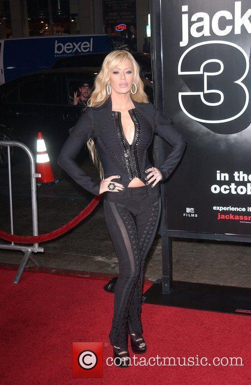 Jenna Jameson Los Angeles Premiere of 'Jackass 3D'...