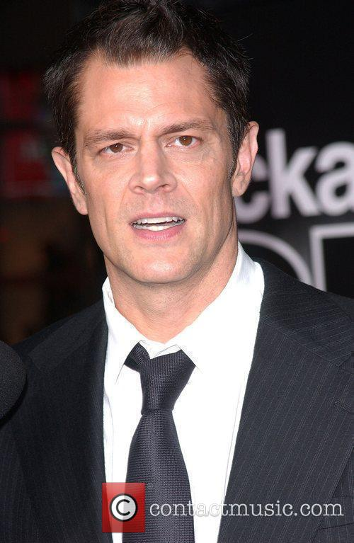 Johnny Knoxville Los Angeles Premiere of 'Jackass 3D'...