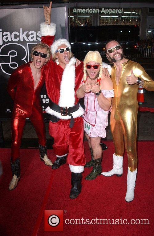 MTV's The Dudesons Los Angeles Premiere of 'Jackass...