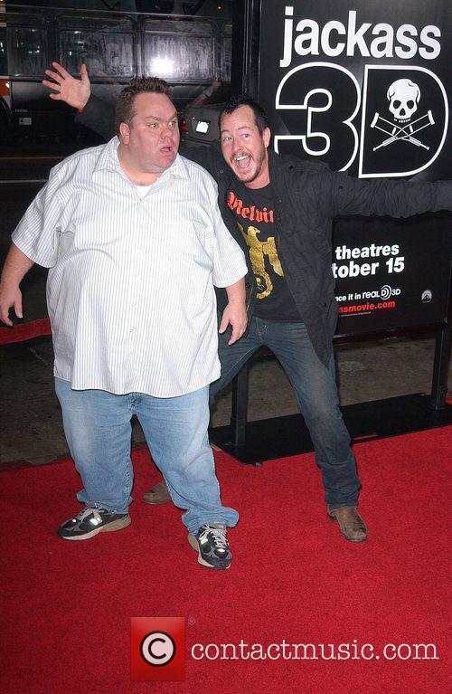 Preston Lacy and Ehren McGhehey Los Angeles Premiere...