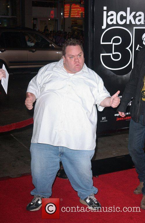 Preston Lacy and Jackass