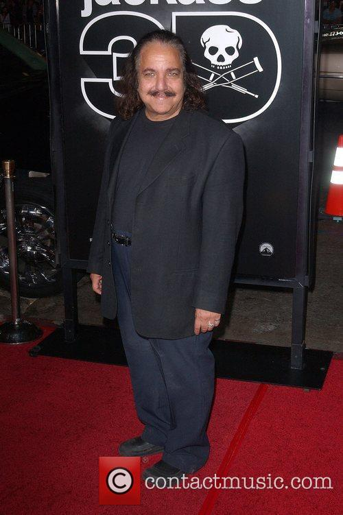 Ron Jeremy Los Angeles Premiere of 'Jackass 3D'...
