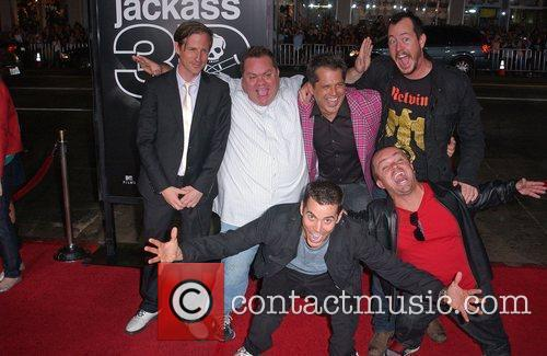 Spike Jonze, Jackass, Jason Wee Man Acuna, Jeff Tremaine, Preston Lacy and Steve O 1