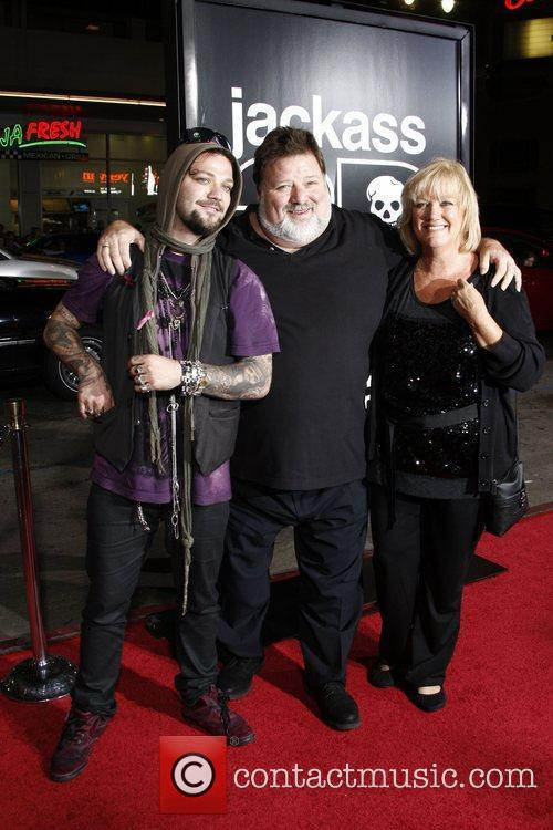 Bam Margera, April Margera, Jackass and Phil Margera