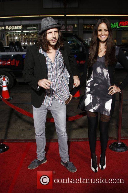 Cisco Adler  Los Angeles Premiere of 'Jackass...