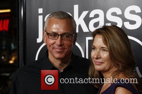 Dr Drew Pinsky, wife Susan  Los Angeles...