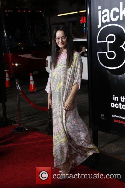 Kennedy  Los Angeles Premiere of 'Jackass 3D'...