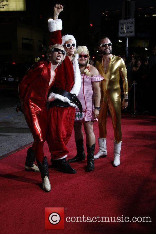 The Dudesons  Los Angeles Premiere of 'Jackass...