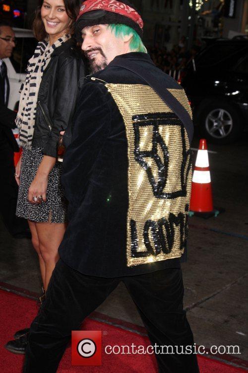 Loomis Fall Los Angeles Premiere of 'Jackass 3D'...