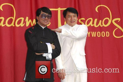 Jackie Chan  Unveiling of the Jackie Chan...