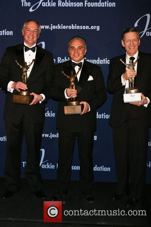 Honorees, Paul Polman, Joseph J. Plumeri and Allan...