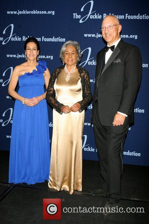 Jackie Robinson Foundation Annual Awards Dinner at the...