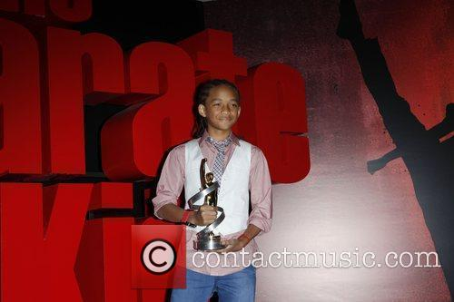 Jaden Smith receives The Breakthrough Male Star Of...