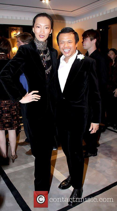 Ling Tan and Zang Toi Book signing for...