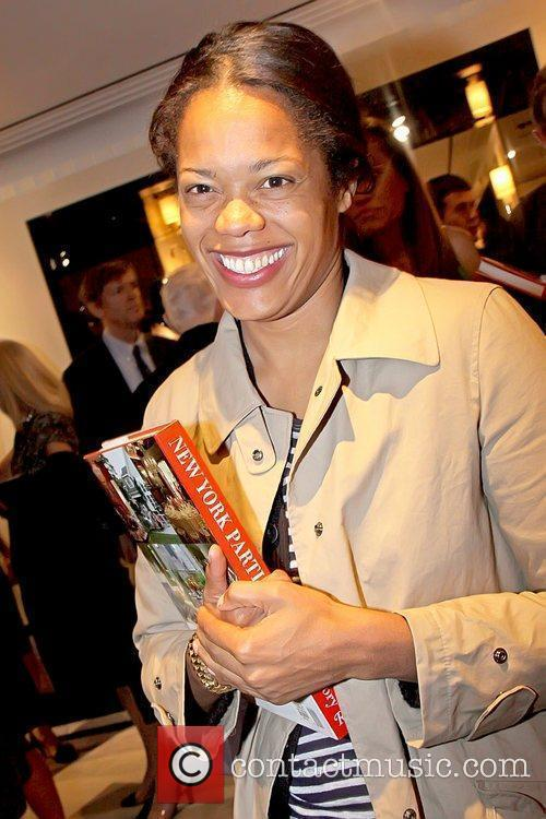 Bonnie Morrison Book signing for 'New York Parties:...