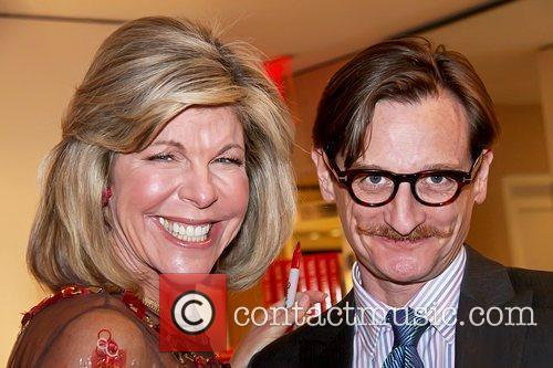 Jamee Gregory and Hamish Bowles Book signing for...