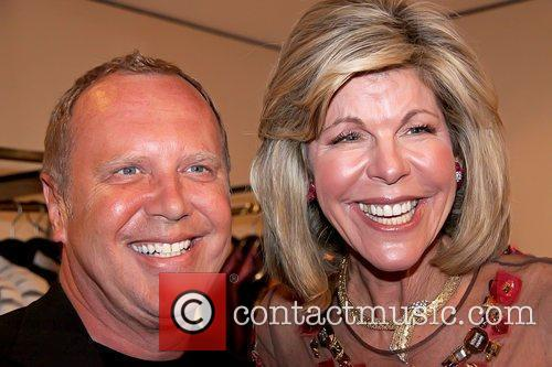 Michael Kors and Jamee Gregory Book signing for...