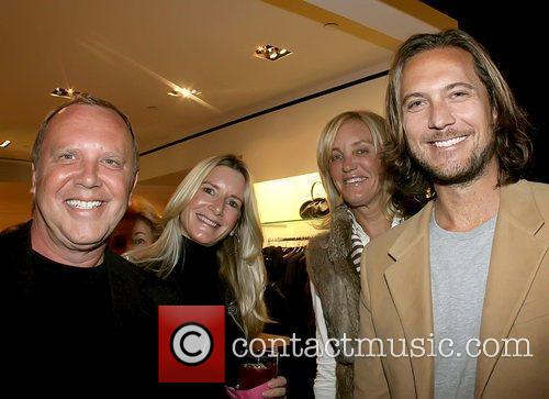 Michael Kors, Guests and Lance Lepere Book signing...