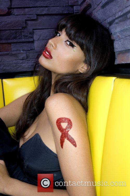 Jameela Jamil launches Terrence Higgins Trust's World AIDS...