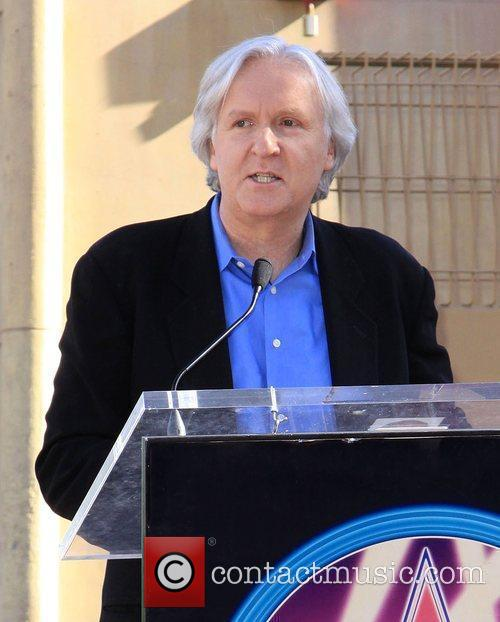 James Cameron, Star On The Hollywood Walk Of Fame