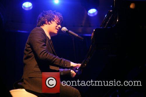 Jamie Cullum performing at Paradiso, Amsterdam